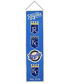 Kansas City Royals Heritage Banner