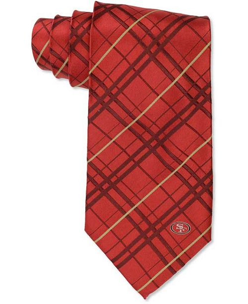 Eagles Wings San Francisco 49ers Oxford Tie