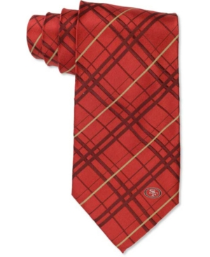 San Francisco 49ers Oxford Tie