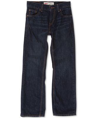 Levi&39s® Boys&39 527 Bootcut Jeans - Jeans - Kids &amp Baby - Macy&39s