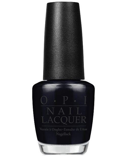 Nail Lacquer, Black Onyx