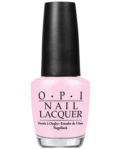 OPI Nail Lacquer, Mod About You