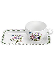 Portmeirion Botanic Garden Soup and Sandwich Set