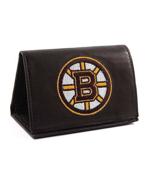 Rico Industries Boston Bruins Trifold Wallet