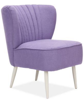 Glen Cove Fabric Accent Chair, Quick Ship. Furniture