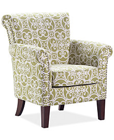 Sarah Tight Back Club Chair, Quick Ship