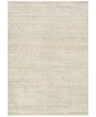 Couristan Area Rugs Taylor Capella Ivory Light Grey