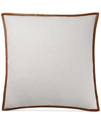 Ralph Lauren Ardsley Decorative Pillow Collection - Decorative Pillows - Bed & Bath - Macy s