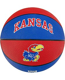 Jarden Sports Kids' Kansas Jayhawks Alley-Oop Basketball