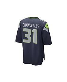 Nike Kam Chancellor Seattle Seahawks Game Jersey, Big Boys (8-20)