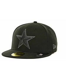 Dallas Cowboys Basic 59FIFTY Fitted Cap
