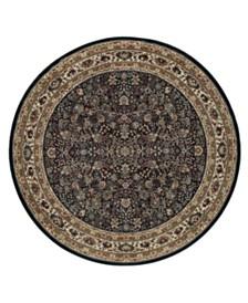 "Oriental Weavers ""Ariana 213K"" Area Rug, 8' Round"