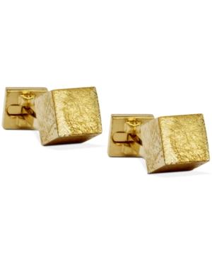 Ike Behar Block Cufflinks...