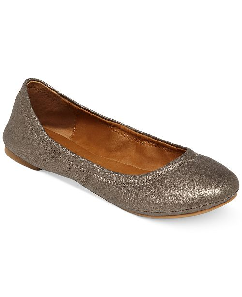 2e419cd279f Lucky Brand Emmie Ballet Flats   Reviews - Flats - Shoes - Macy s