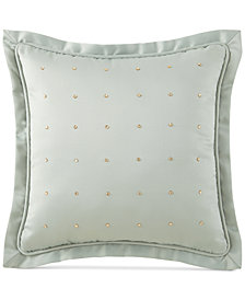 "Waterford Aramis 14"" Square Decorative Pillow"