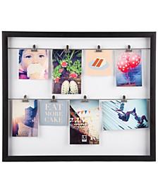 Clipline Photo Display Wall Frame
