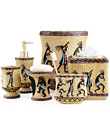 "Avanti ""Kokopelli"" Bath Accessories"