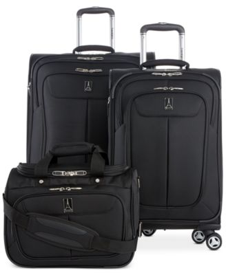 travelpro highlite iii 3 piece spinner luggage set - Travel Pro Luggage