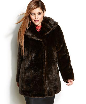 Ladies Faux Fur Coats Sale