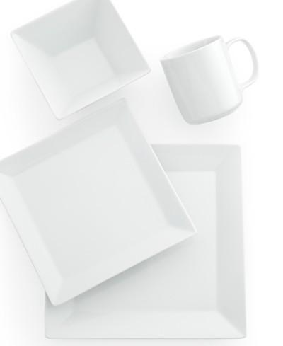 The Cellar Whiteware Square Collection