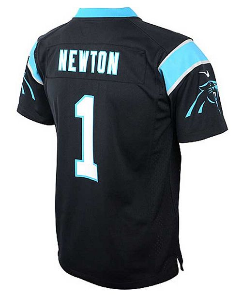 Nike Babies  Cam Newton Carolina Panthers Game Jersey - Sports Fan ... 68fba4552