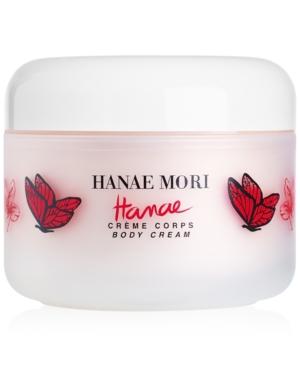 Hanae by Hanae Mori Body Cream, 8.4 oz