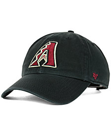 '47 Brand Arizona Diamondbacks Clean Up Cap
