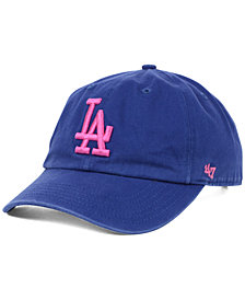 '47 Brand Los Angeles Dodgers Clean Up Cap
