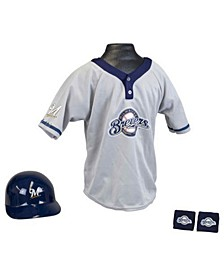 Franklin Little Boys' Milwaukee Brewers Team Set