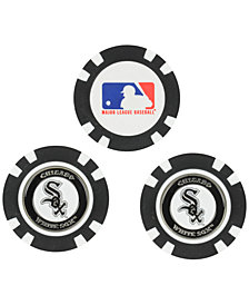 Team Golf Chicago White Sox 3-Pack Poker Chip Golf Markers