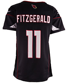 Nike Kids' Larry Fitzgerald Arizona Cardinals Game Jersey, Big Boys (8-20)
