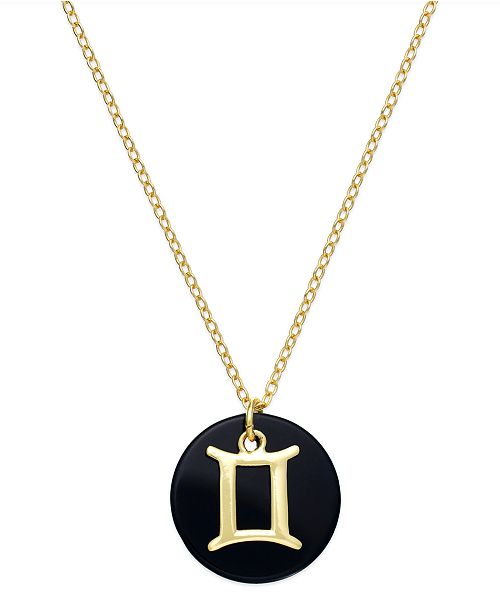 jewellery gemini pendant necklace gems cotton catherine zodiac and pendants necklaces zoraida
