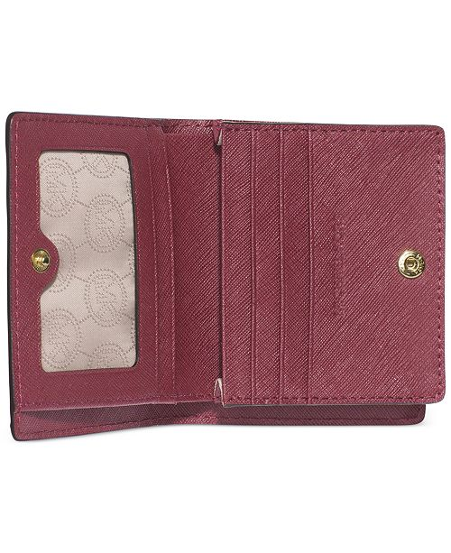6f2571be2481 Michael Kors Jet Set Travel Flap Card Holder   Reviews - Handbags ...