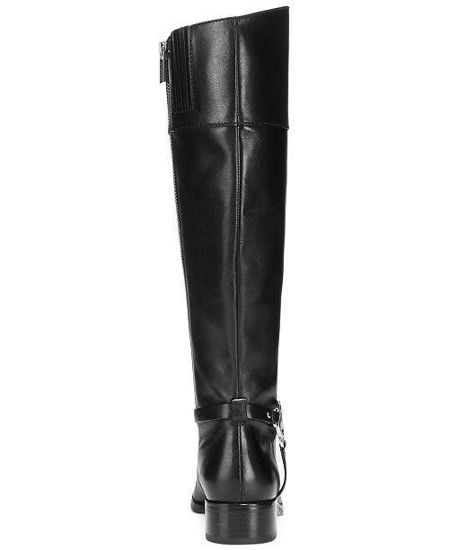 6d96896b999e Michael Kors Fulton Harness Tall Riding Boots   Reviews - Boots ...