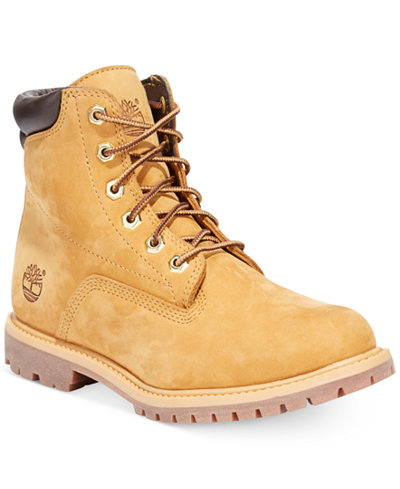 Timberland Women's Waterville Waterproof Boots, Created for Macy's