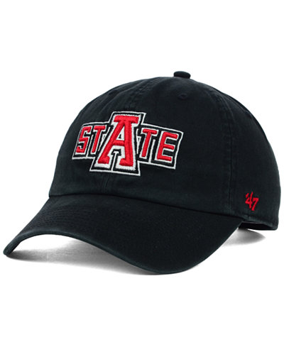 '47 Brand Arkansas State Red Wolves NCAA Clean-Up Cap