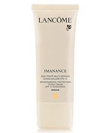 Lancôme Imanance Tinted Day SPF 15 Cream, 1.7 fl oz