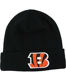 Cincinnati Bengals Basic Cuff Knit Hat