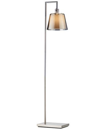 adesso prescott floor lamp lighting lamps for the home macy 39 s. Black Bedroom Furniture Sets. Home Design Ideas