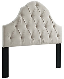 Madalene Full/Queen Tufted Headboard, Quick Ship