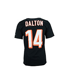 Nike Men's Short-Sleeve Andy Dalton Cincinnati Bengals Player T-Shirt