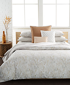 Calvin Klein Blanca King Duvet Cover Set