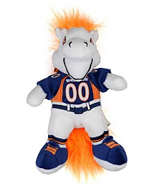 Forever Collectibles Denver Broncos 8-Inch Plush Mascot
