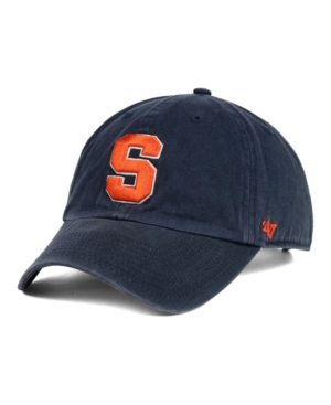 '47 Brand Syracuse Orange Clean Up Cap