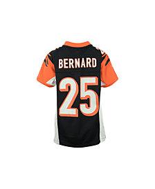 Nike Kids' Giovani Bernard Cincinnati Bengals Game Jersey, Big Boys (8-20)