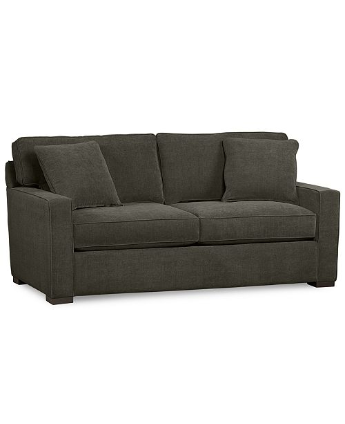 "Furniture Radley 62"" Fabric Loveseat, Created for Macy's"
