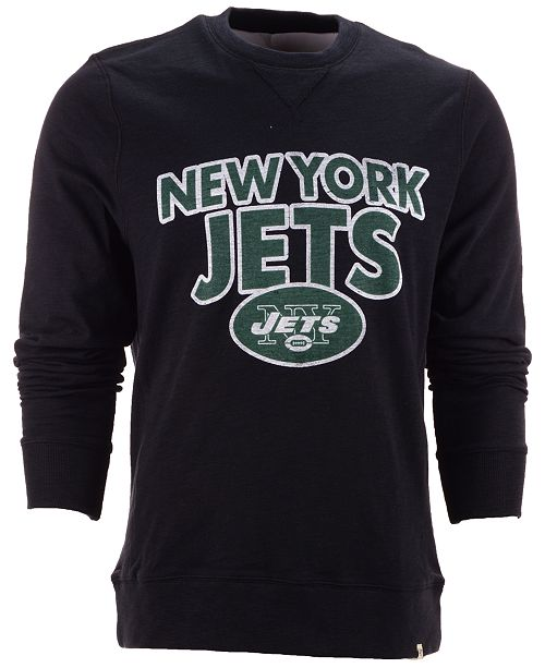 '47 Brand Men's New York Jets Graphic Sweatshirt