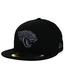 Jacksonville Jaguars Basic 59FIFTY Cap