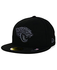 New Era Jacksonville Jaguars Basic 59FIFTY Cap