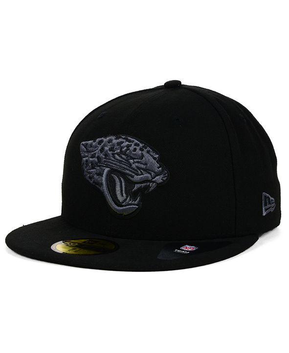 New Era Jacksonville Jaguars Basic 59FIFTY Cap